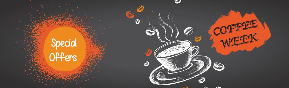 coffee week offers