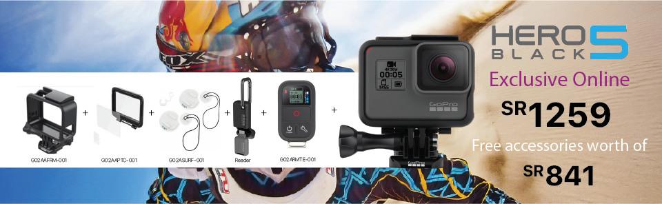 Gopro hero5 offer