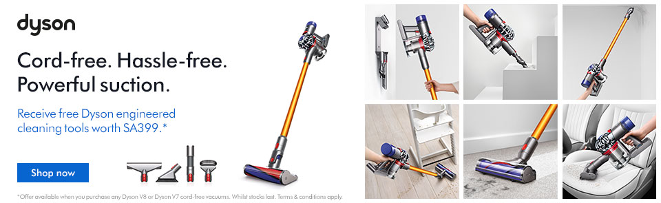 Dyson V8 with Tool Kit for fee