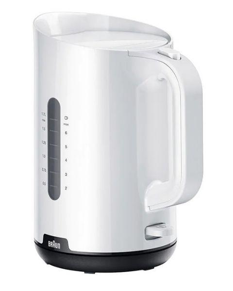 براون WK 1100 غلاية  Braun Breakfast Water Kettle WK 1100 White