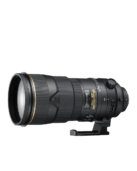 نيكون ايه اف-اس نيكور 300ملم Nikon AF-S Nikkor 300mm-front,