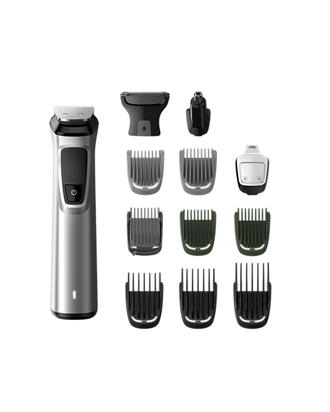 Philips 13 in1 Premium Trimmer - Black (MG7715/13T)