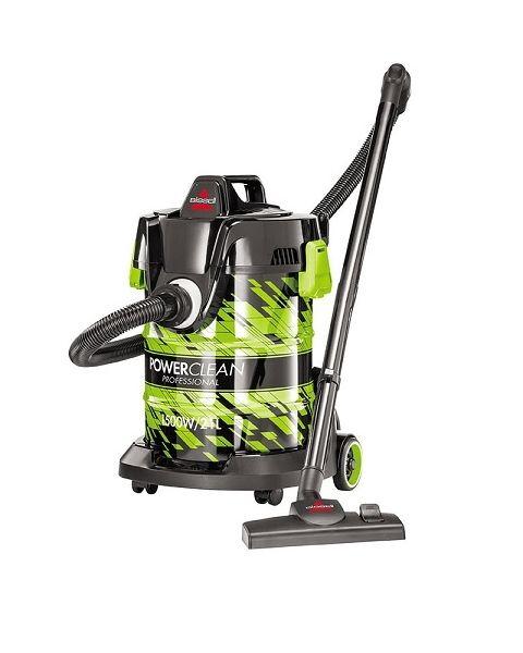بيسيل مكنسة برميل كهربائية باور كلين 21 لتر للتنظيف الرطب والجاف 1500 واط (2026E)