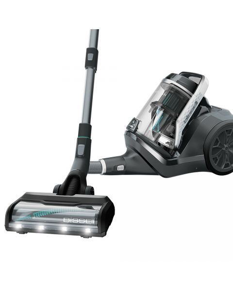 BISSELL Smart Clean Power Foot Bag less Vacuum Cleaner (2229E)