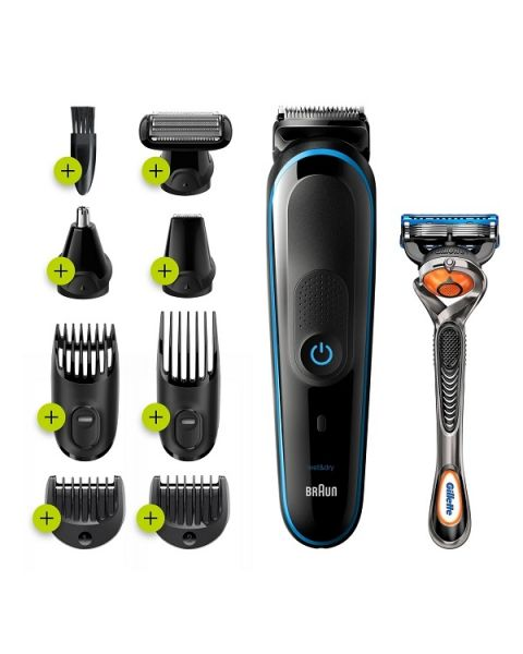 Braun All-in-one trimmer MGK5280, 9-in-1 trimmer (MGK5280)