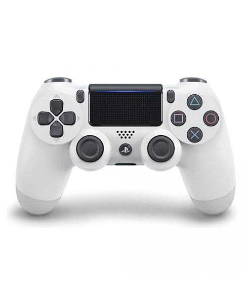 Sony PS4 Controller DualShock 4 Wireless – White (CUH-ZCT2/WHITE)