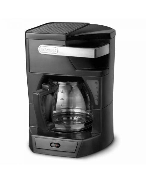 ديلونجي، جهاز صنع القهوة بالتقطير  De'longhi Drip coffee maker ICM 30-left side