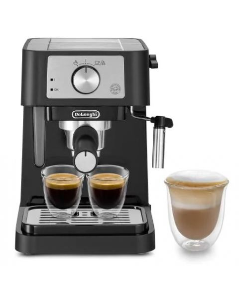 De'Longhi EC260.BK Stilosa Espresso Coffee Machine (DLEC260.BK)