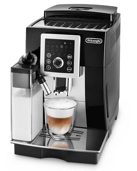ديلونجي ECAM23.260 ماكينة قهوة مفلترة حبوب - اسود مع طاحونه (DLECAM23.260)