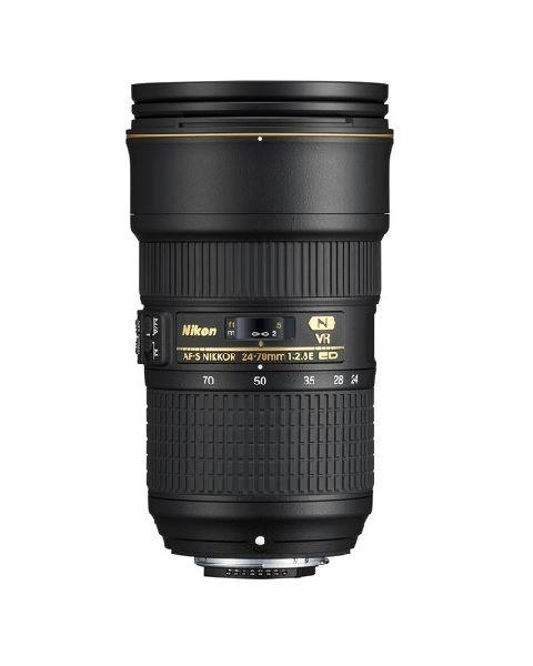 عدسات كاميرا نيكون 24-70 2.8 VR NIKON AFS 24-70 2.8VR  LENS