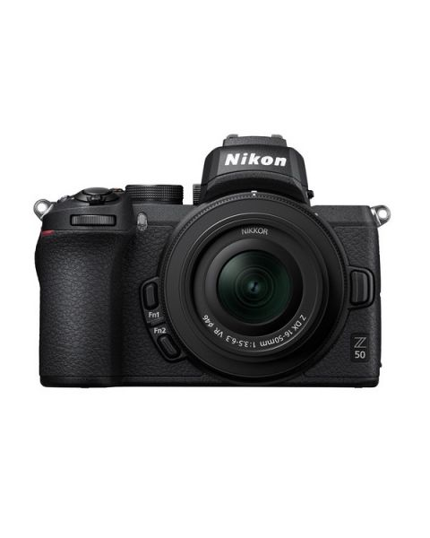نيكون كاميرا Z 50 مع عدسة 50-16 (VOK050NM)