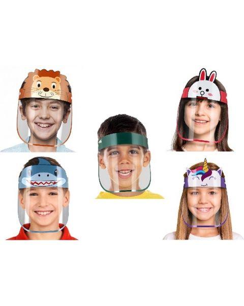 درع واقي لحماية الوجه للأطفال (FPS1K)