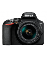 كاميرا D3500 مع 18-55VR عدسه (VBK550XM)