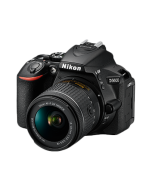 كاميرا نيكون دي 5600 مع عدسة 18-55 مم (VBK500XM)