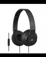 JVC Lightweight headphones (HA-SR185-B-E)