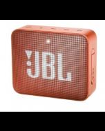 JBL GO 2 Portable Bluetooth Speaker - Orange (GO2ORG)
