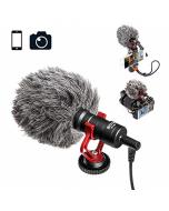 (BY-MM1) مايكروفون من بويا لاجهزة الجوال والكاميرا