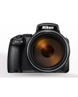 (VQA060MA) كاميرا نيكون شبه احترافية كولبكس P1000 تقريب 125 X فيديو 4K
